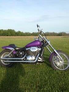 End  of season motorcycle forsale