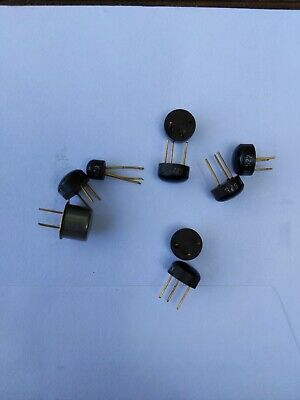 Lot Of Vintage Transistors Fairchild Ti