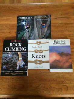 Rock Climbing Guide Books
