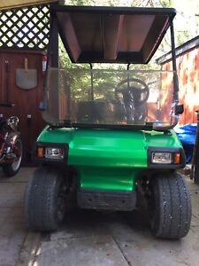 Golf cart 2000 club car electric