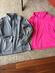 Women's Nike golf clothes size L