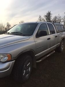 2004 dodge 1500 - salvage or parts