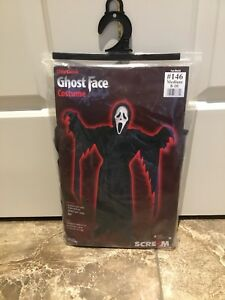 Scre4m Ghost Face Costum   Child medium 8-10