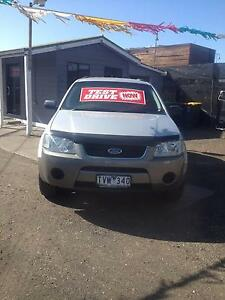 2005 Ford Territory Wagon Morwell Latrobe Valley Preview