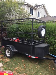 Looking for trailer storage