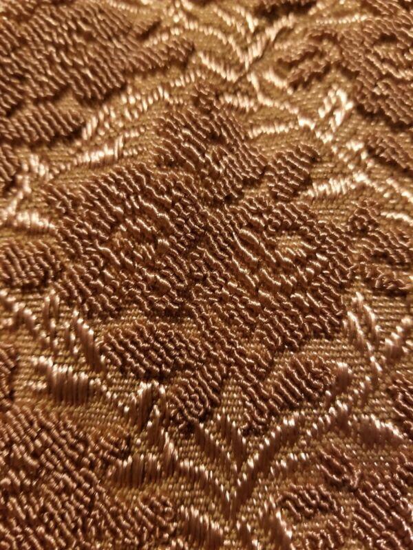 Vintage Eames Era Pile Weave Loop Upholstery Fabric 1 Yd