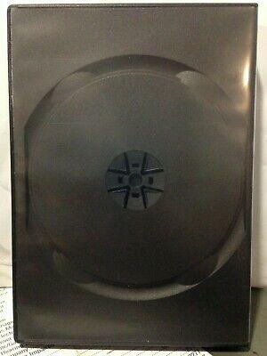 1 Brand New Premium Black Multi Eight, 8 Discs DVD/CD/PC Media Case, 1