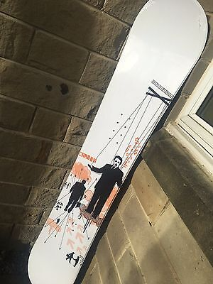 Brand New Size 160 Freeride Snowboard For Sale, Near End Of Season Sale!