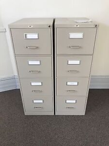 Two filing cabinets available till may 29 . LAST MINUTE SALE