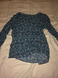 Lady's size 10 Just Jeans Shirt