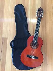 Guitar Valencia TC 11  1/4 size for 4-6 year olds Ashgrove Brisbane North West Preview
