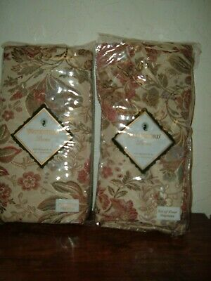 8 New Waterford Linens Meadow Flower Napkins Original Packaging Floral - Bulk Linen Napkins