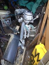 Seagull outboards 2 hp 1957 Chelsea Heights Kingston Area Preview