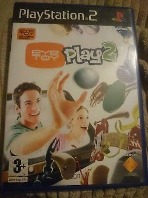 Usado, EYE TOY PLAY 2 PS2 GAME  segunda mano  Embacar hacia Mexico