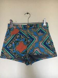 Topshop shorts size 26 (size 8) Rowville Knox Area Preview