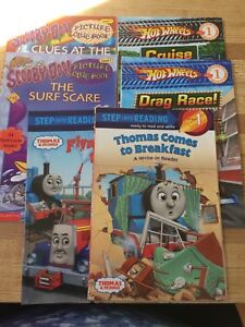 Awesome reading collection 6 books