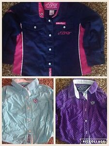 Size 2 Bullzye Shirts Spencer Gosford Area Preview