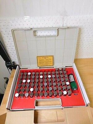Spi 75 Piece Plug Pin Gage Set 21-22.48 Mm Diam Class Z Minus 15-462-5