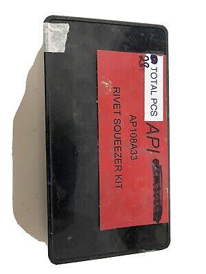 Rivet Squeezer Set Kit 28 Pcs Dies An426 Squeezer Set Ap108a33