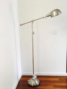 Tall Chrome lamp x 2 Beaumaris Bayside Area Preview
