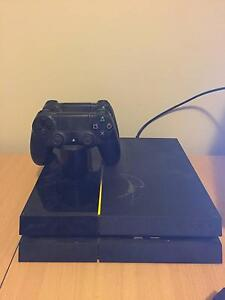 Playstation 4 500gb PS4, 2 controllers, charger, 4 games, 3mth PP Gungahlin Gungahlin Area Preview