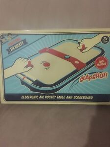 Air hockey - unopened Manly West Brisbane South East Preview
