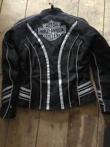 Authentic Harley Davidson Ladies Motorcycle Jacket