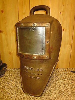 Vintage Snead diving helmet