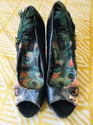 Iron Fist Shoes Size 5