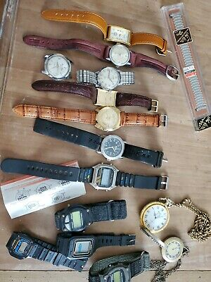 Mixed Men's Collection Watches Warch Bulova Seiko HARLEY DAVIDSON  sport Quarts