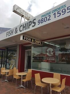 Fish and chip shop in Mount Waverley