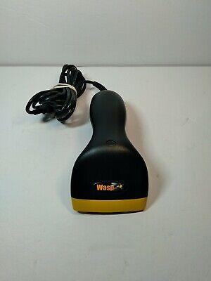 Genuine Wasp Barcode Reader Scanner Model Usb Wcs3905