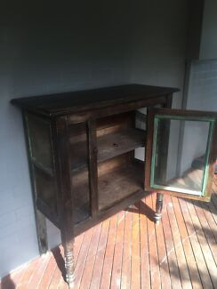OLD Antique Vintage australian meat safe - PRICED TO SELL Mosman Mosman Area Preview
