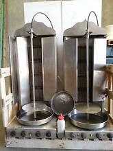 Kebab Souvlaki Vertical Roast Spit Dianella Stirling Area Preview