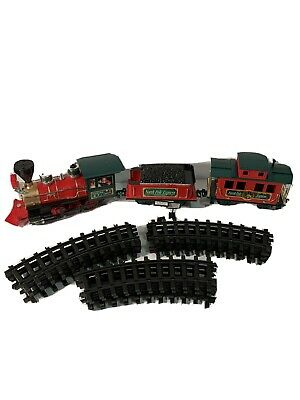 Christmas Train Set - North Pole Express 22 Piece Battery Operated
