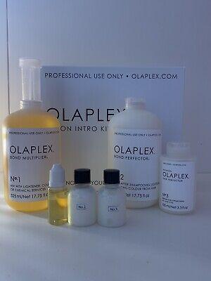 Olaplex No.1, No.2, No.3 15/30/30ml Salon Treatment PLEASE READ