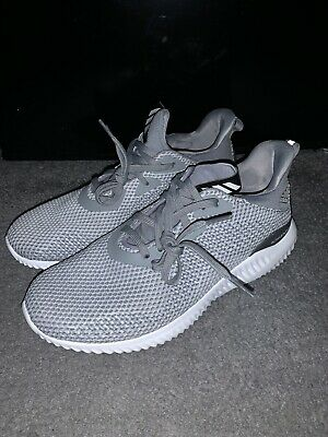 Adidas Alphabounce Womens Size 7 Grey Gray CG5401 New No Insoles