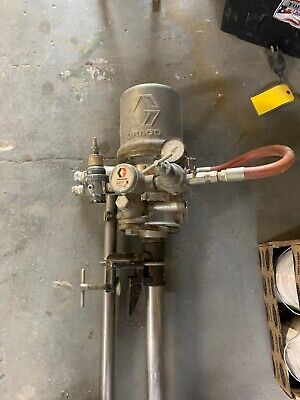 Graco President Air Pump Used Model 206-076 Series Cboj
