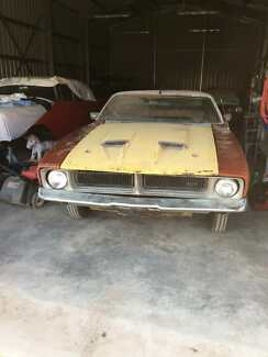 TWO Ford Falcon XB Coupe hardtop Minden Somerset Area Preview
