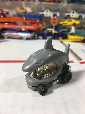 Vintage Hot Wheels Zowees Goin' Fishin' Shark Hong Kong RARE (b41)