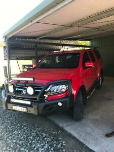 2017 Holden Colorado LS 4x4 Automatic Ute