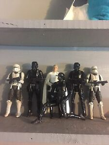 "6""  STAR WARS COLLECTION"