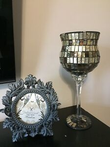 2 home decor items both $5