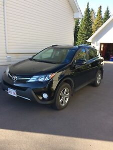 2015 Toyota RAV4 XLE AWD for sale