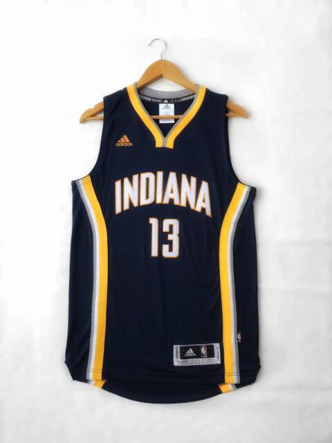 fb909afc2 NBA Indiana Pacers Paul George Swingman Jersey - Size XS