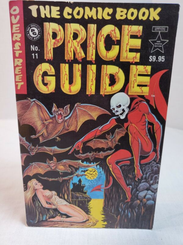 Overstreet Comic Book Price Guide NO11 (1981)(16