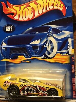 2001 Hot Wheels Funny Car Extreme Sports Series #85