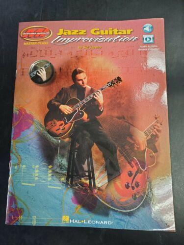 Musicians Institute Jazz Guitar Improvisation-Master Class