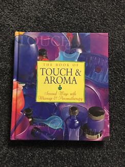Touch and aroma therapy book