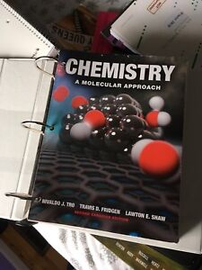 First year Chem book